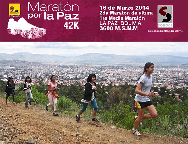 Maraton banner
