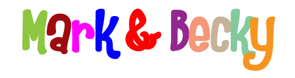 Mark and Becky banner