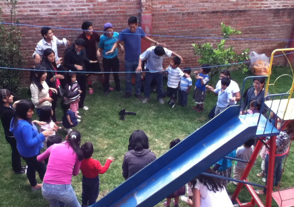 "Celebrating ""Día del Niño"""