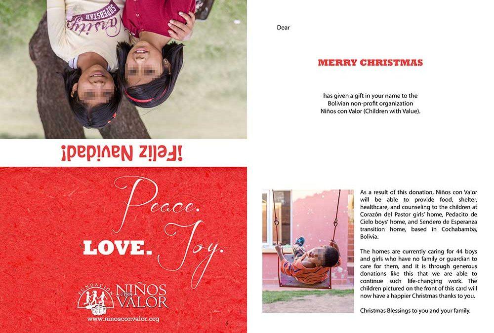 NCV 2016 Christmas Cards!