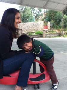 Tía Jennifer and Alejo