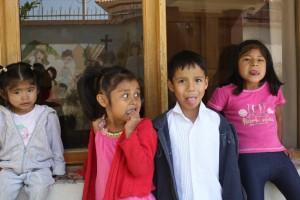 Goofballs Teresa, Victoria, Giovanni, and Zamora. Photo credit: Jeanette